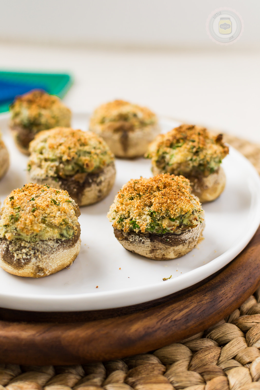 Cheese Stuffed Mushrooms  SPINACH AND CREAM CHEESE STUFFED MUSHROOMS
