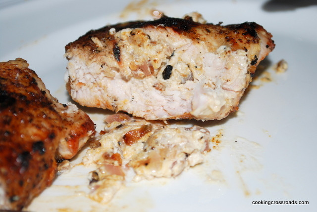 Cheese Stuffed Pork Chops  Cream Cheese and Mushrooms Stuffed Pork Chops – Cooking