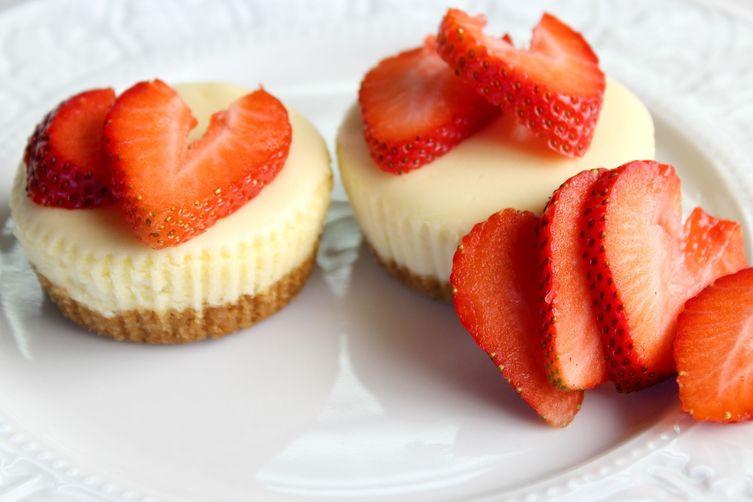 Cheesecake Cupcake Recipe  Creamy Easy Cheesecake Cupcakes Recipe on Food52