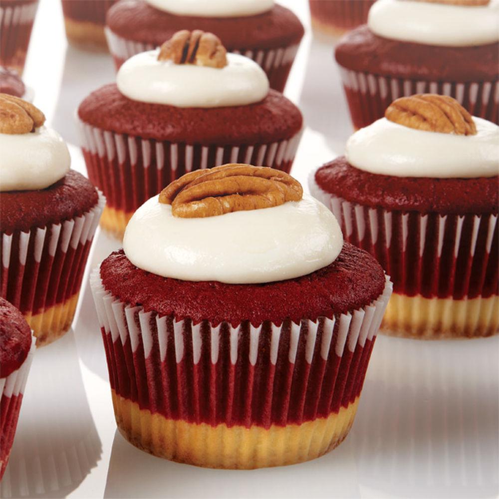 Cheesecake Cupcake Recipe  Red Velvet Cheesecake Cupcakes Recipe
