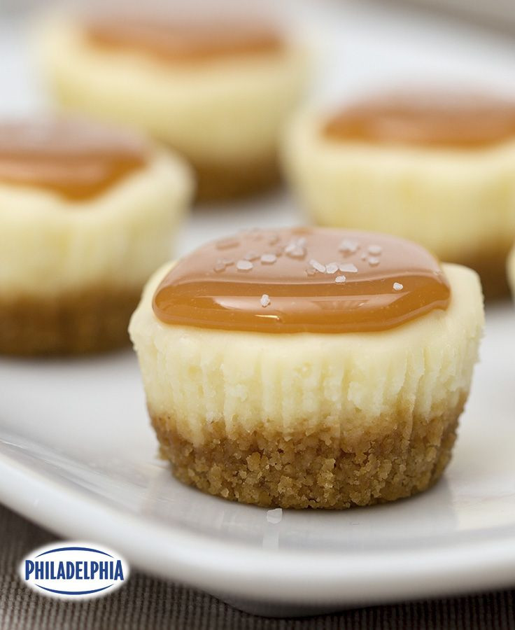 Cheesecake Cupcakes Recipe  philadelphia mini cheesecake recipe