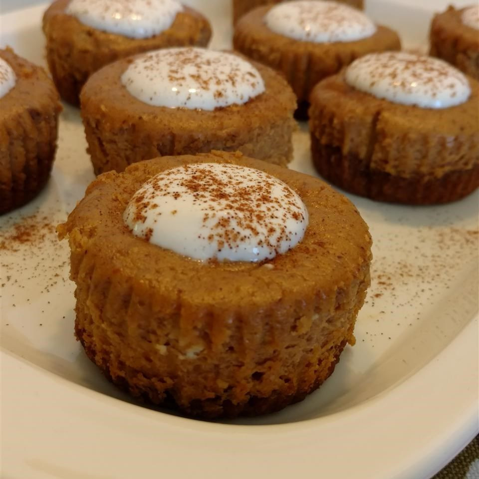 Cheesecake Cupcakes Recipe  Pumpkin cheesecake cupcakes recipe All recipes UK