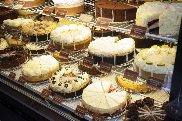 Cheesecake Factory Desserts  Puerto Rico's 1st The Cheesecake Factory opens Aug 28