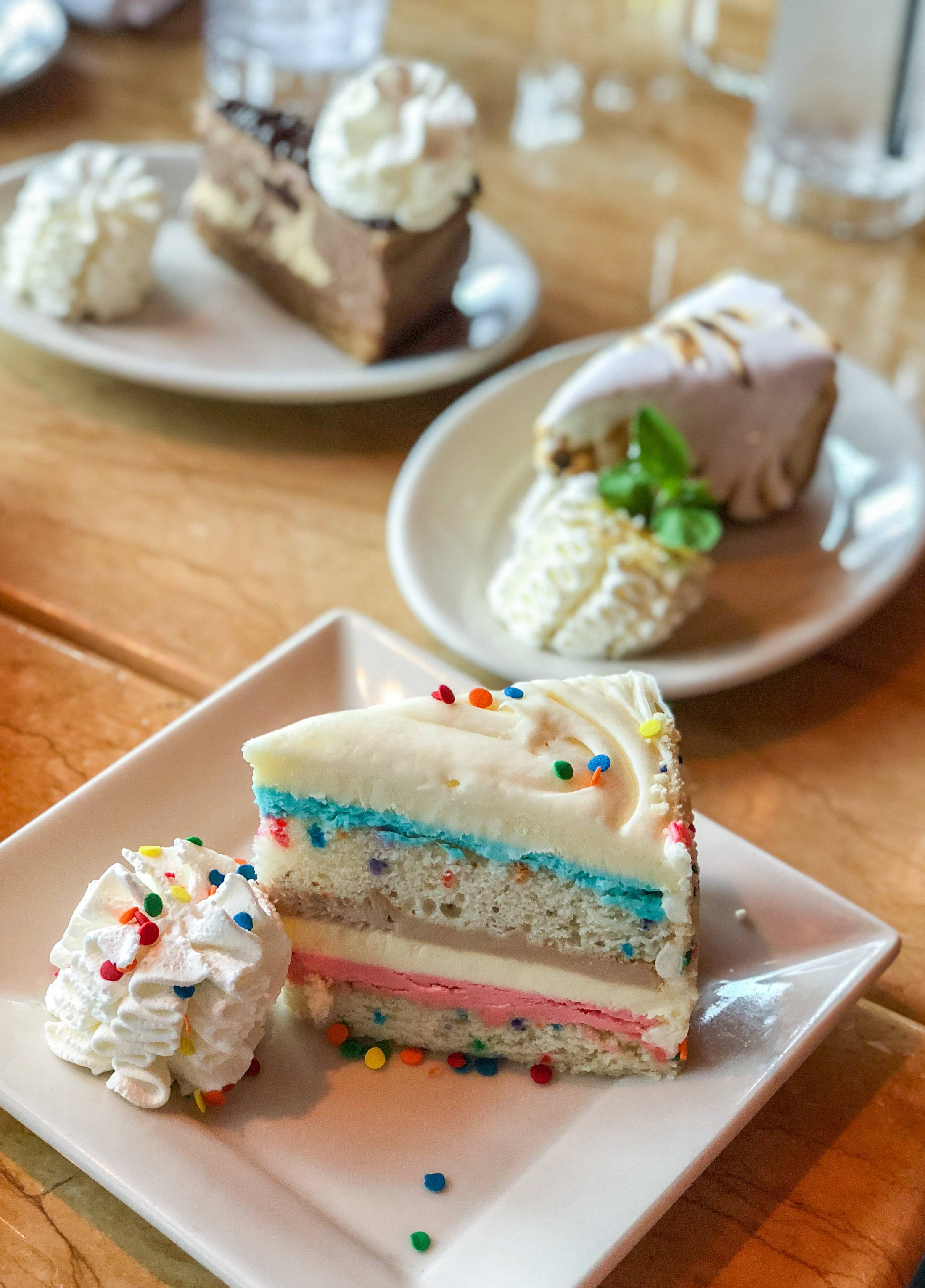 Cheesecake Factory Desserts  9 Things to Know About The Cheesecake Factory La Jolla Mom
