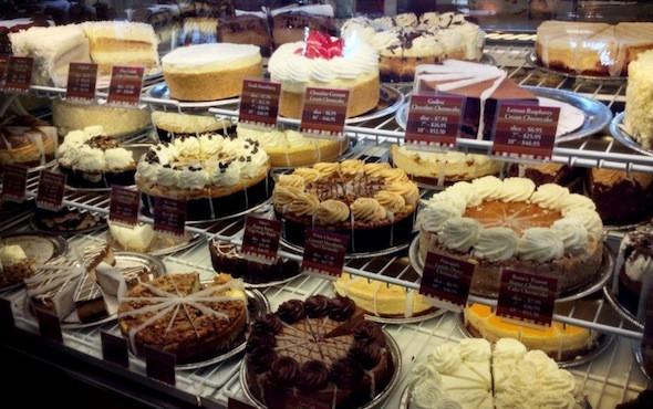 Cheesecake Factory Desserts  Best Desserts in Connecticut