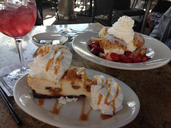 Cheesecake Factory Desserts  Valentines Day Dinner 16 Picture of The Cheesecake