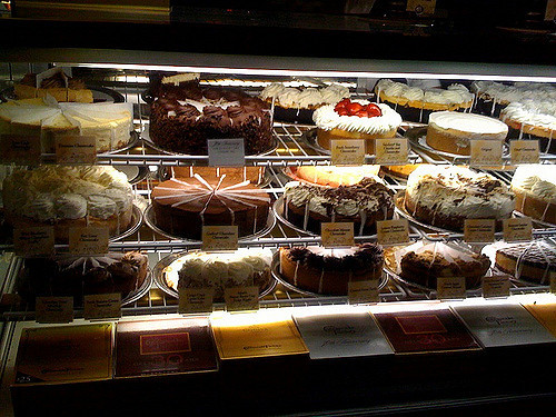 Cheesecake Factory Desserts  Dessert at the Cheesecake Factory