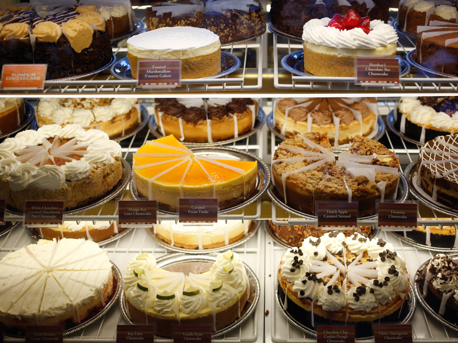 Cheesecake Factory Desserts  The Cheesecake Factory will open its first Canadian