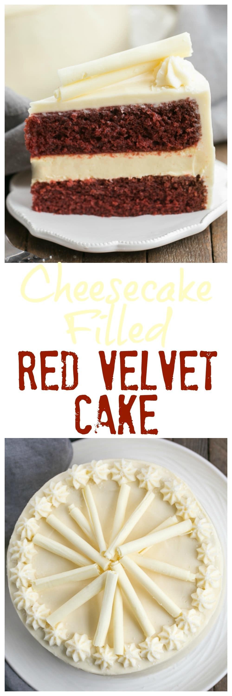 Cheesecake Filling Recipe  red velvet cake filling