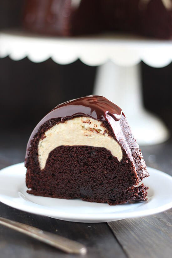 Cheesecake Filling Recipe  chocolate roll cake with cream cheese filling