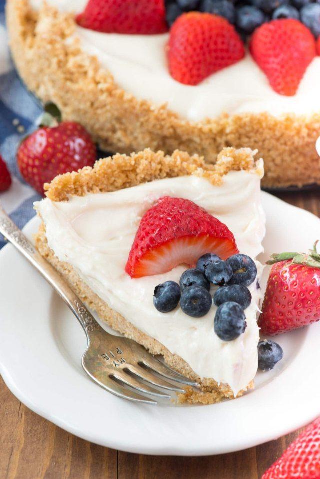 Cheesecake Filling Recipe  No bake cheesecake filling recipes Food cake recipes