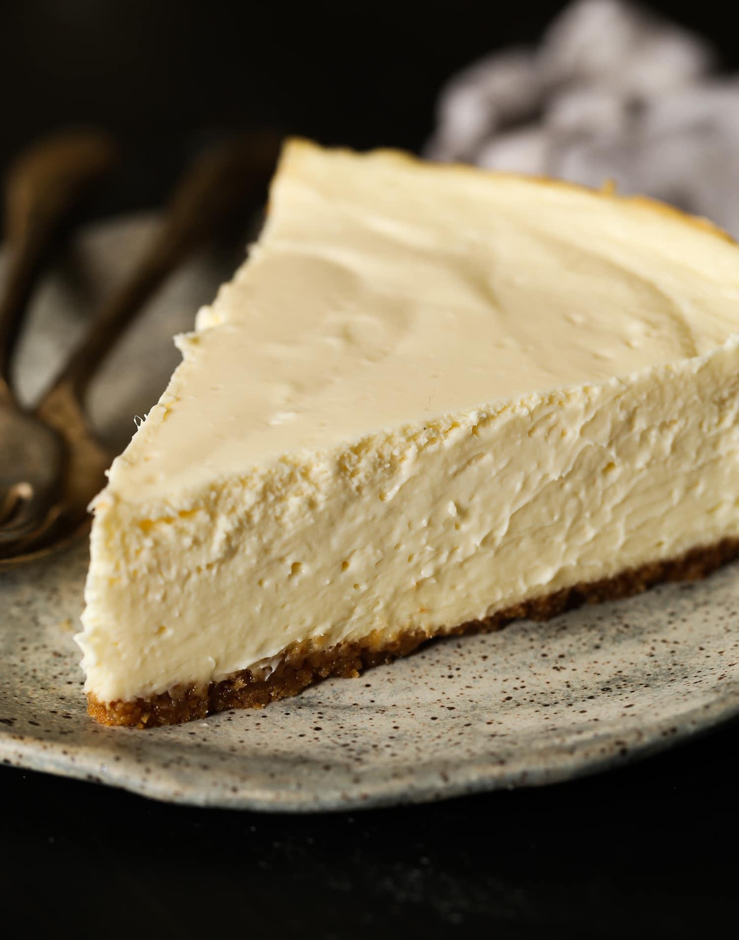 Cheesecake Recipe Easy  How to Make a Perfect Cheesecake