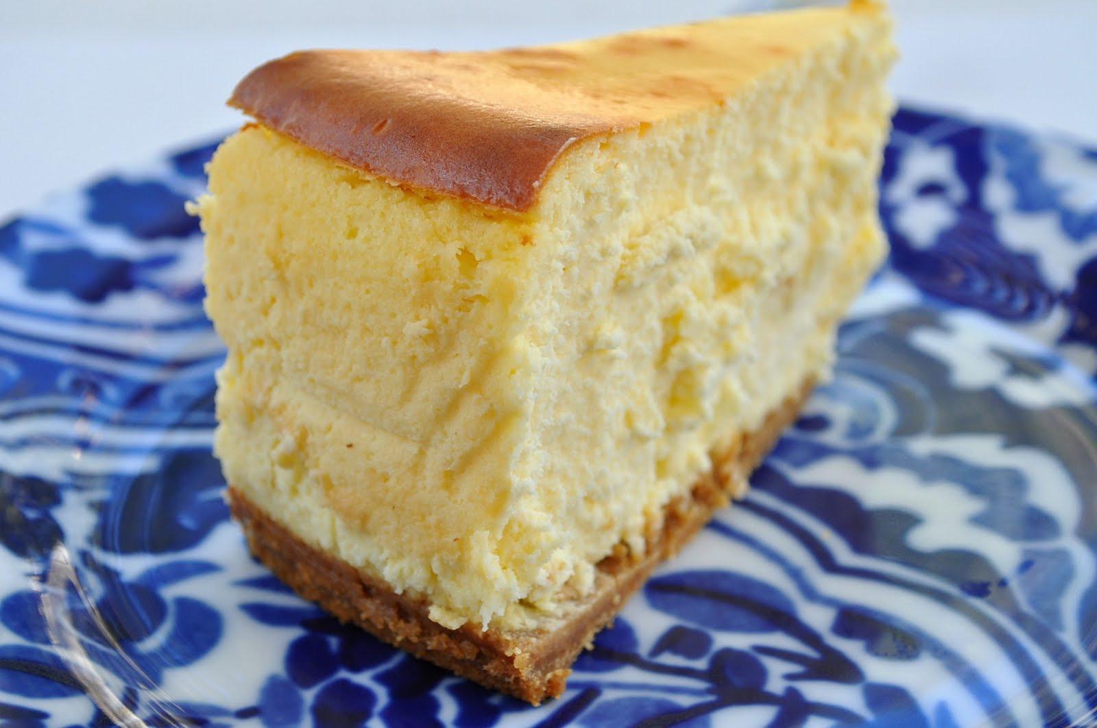 Cheesecake Recipe Easy  New York Cheesecake Recipe Easy Dessert Recipes