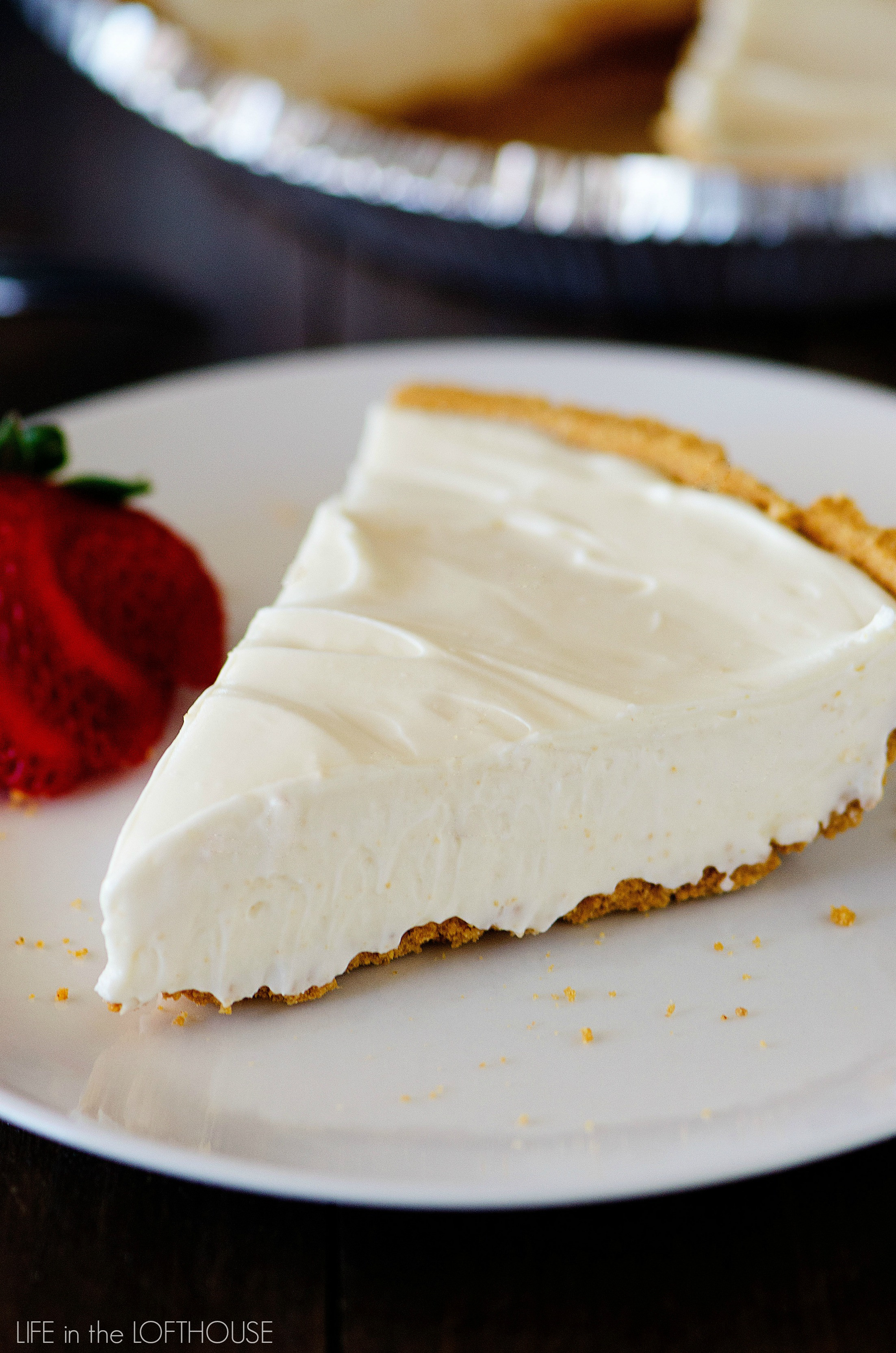 Cheesecake Recipe Easy  No Bake Cheesecake Life In The Lofthouse