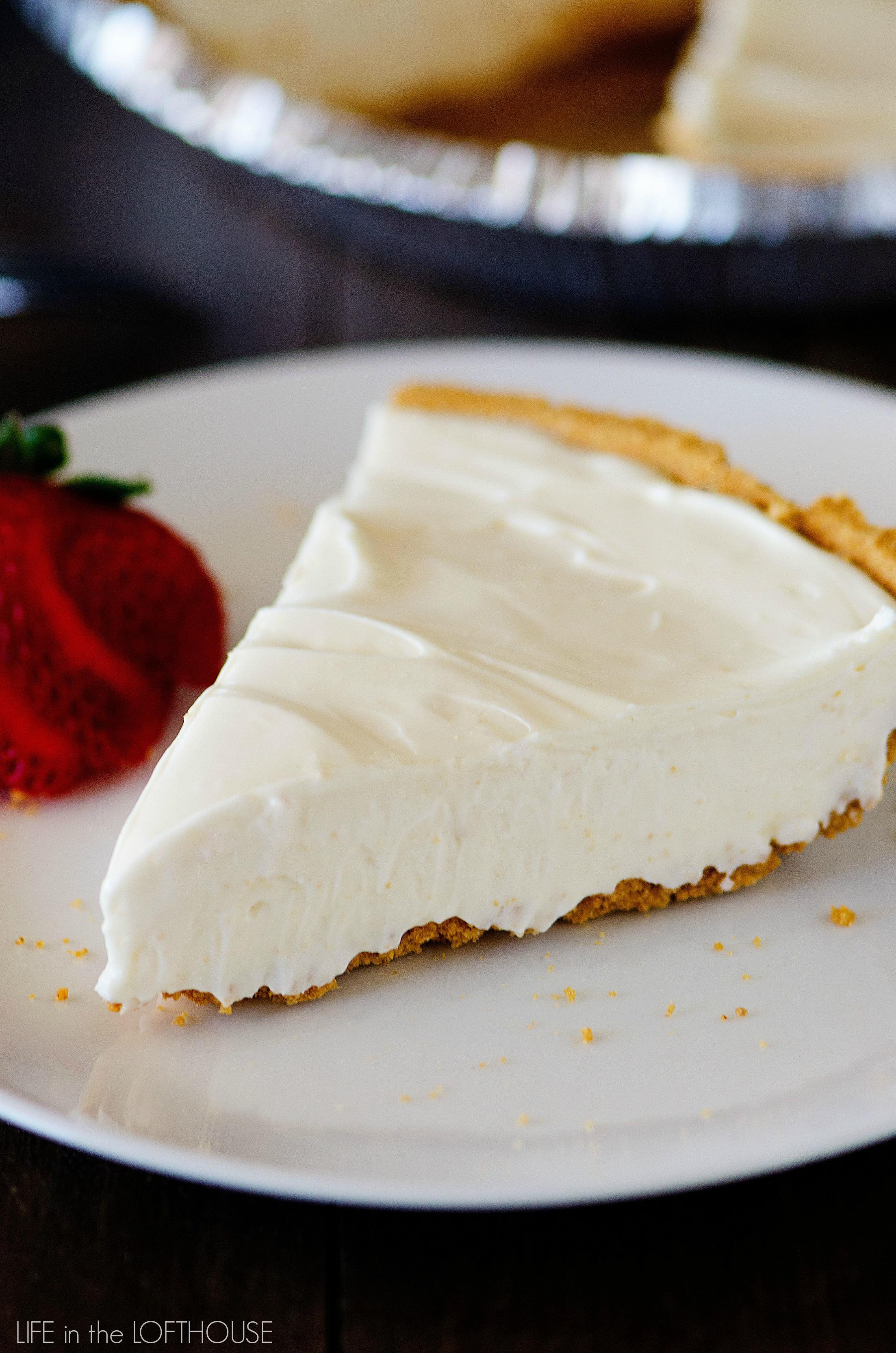 Cheesecake Recipe No Bake  No Bake Cheesecake Life In The Lofthouse