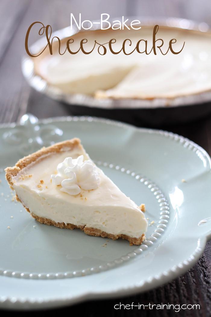 Cheesecake Recipe No Bake  no bake cheesecake with condensed milk and cream