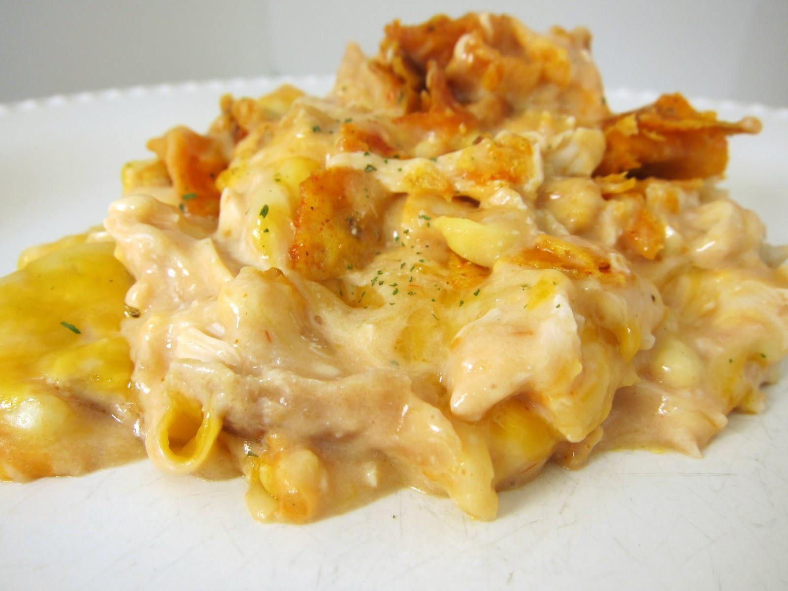 Cheesy Chicken Casserole  Doritos Cheesy Chicken Casserole