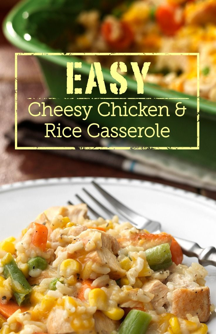 Cheesy Dinner Ideas  1000 images about Creative Casserole Recipes on Pinterest