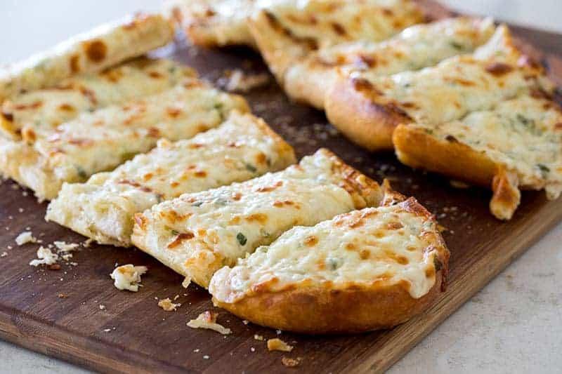 Cheesy Garlic Bread  Black Angus Cheesy Garlic Bread Recipe