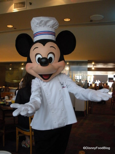 Chef Mickey Dinner  The Most Popular Disney World Restaurants and