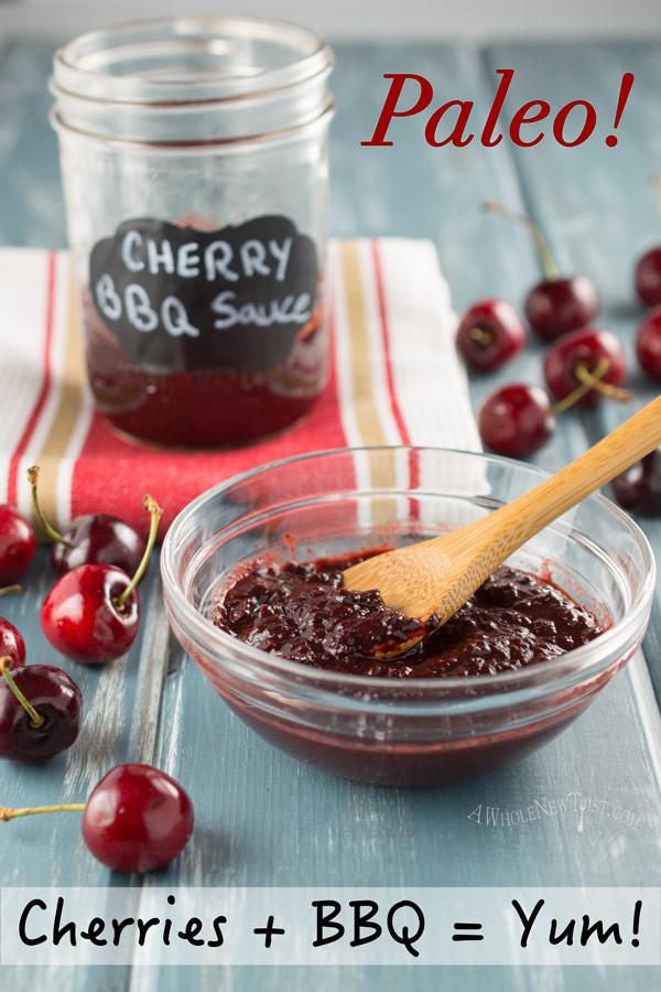 Cherry Bbq Sauce  Cherry BBQ Sauce A Whole New Twist
