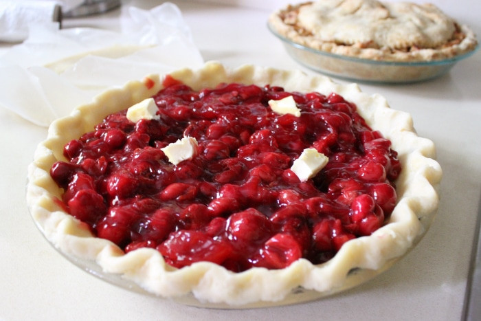 Cherry Pie Recipes  The Best Cherry Pie Recipe Simple Recipes DIY Tutorials