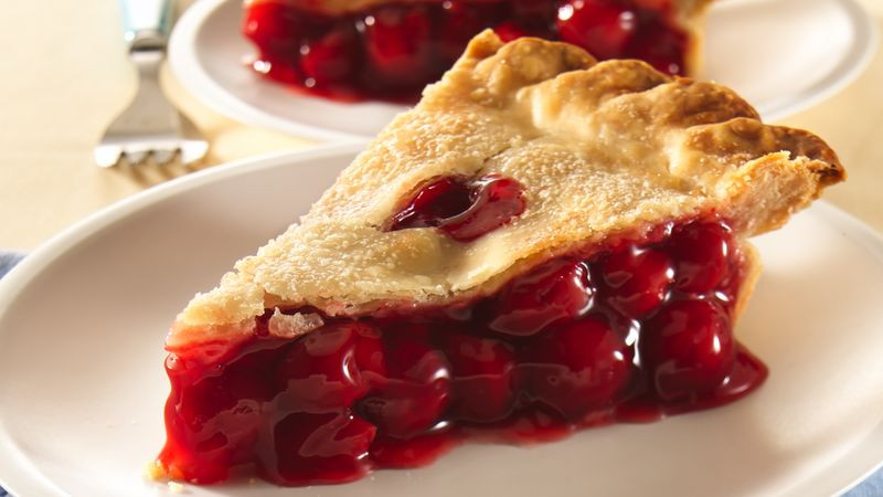 Cherry Pie Recipes  Easy Cherry Pie Recipe Pillsbury