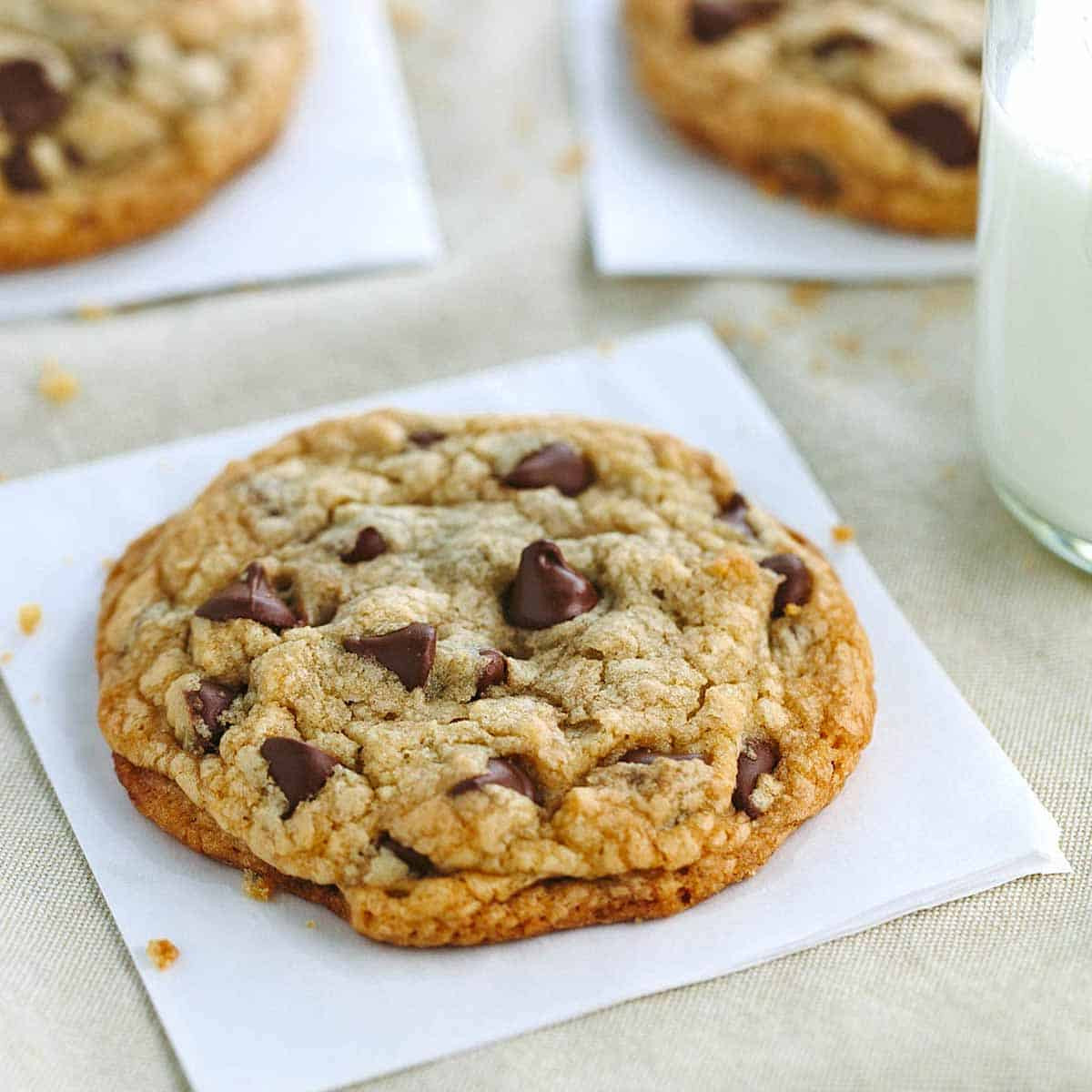 Chewy Chocolate Chip Cookies Recipe  The Best Chewy Chocolate Chip Cookies Recipe