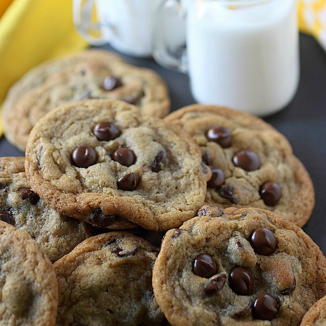 Chewy Chocolate Chip Cookies Recipe  Soft & Chewy Chocolate Chip Cookies Recipe