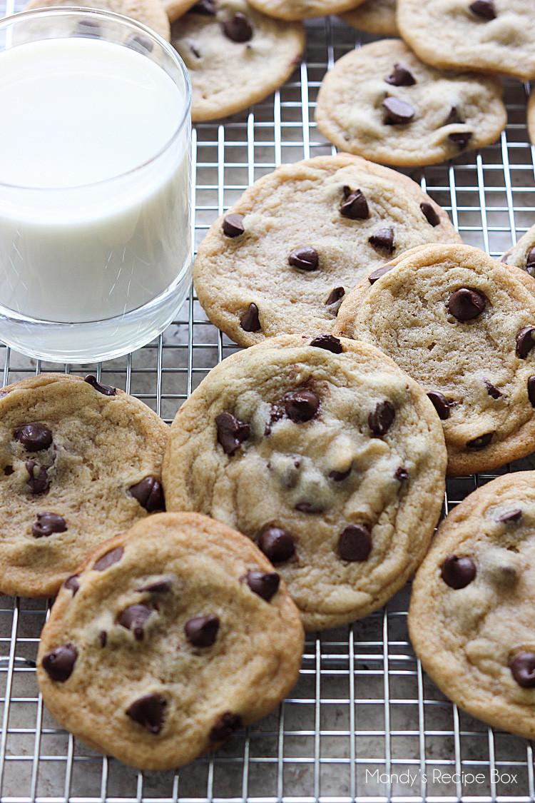 Chewy Chocolate Chip Cookies Recipe  Soft and Chewy Chocolate Chip Cookies Pretty Providence