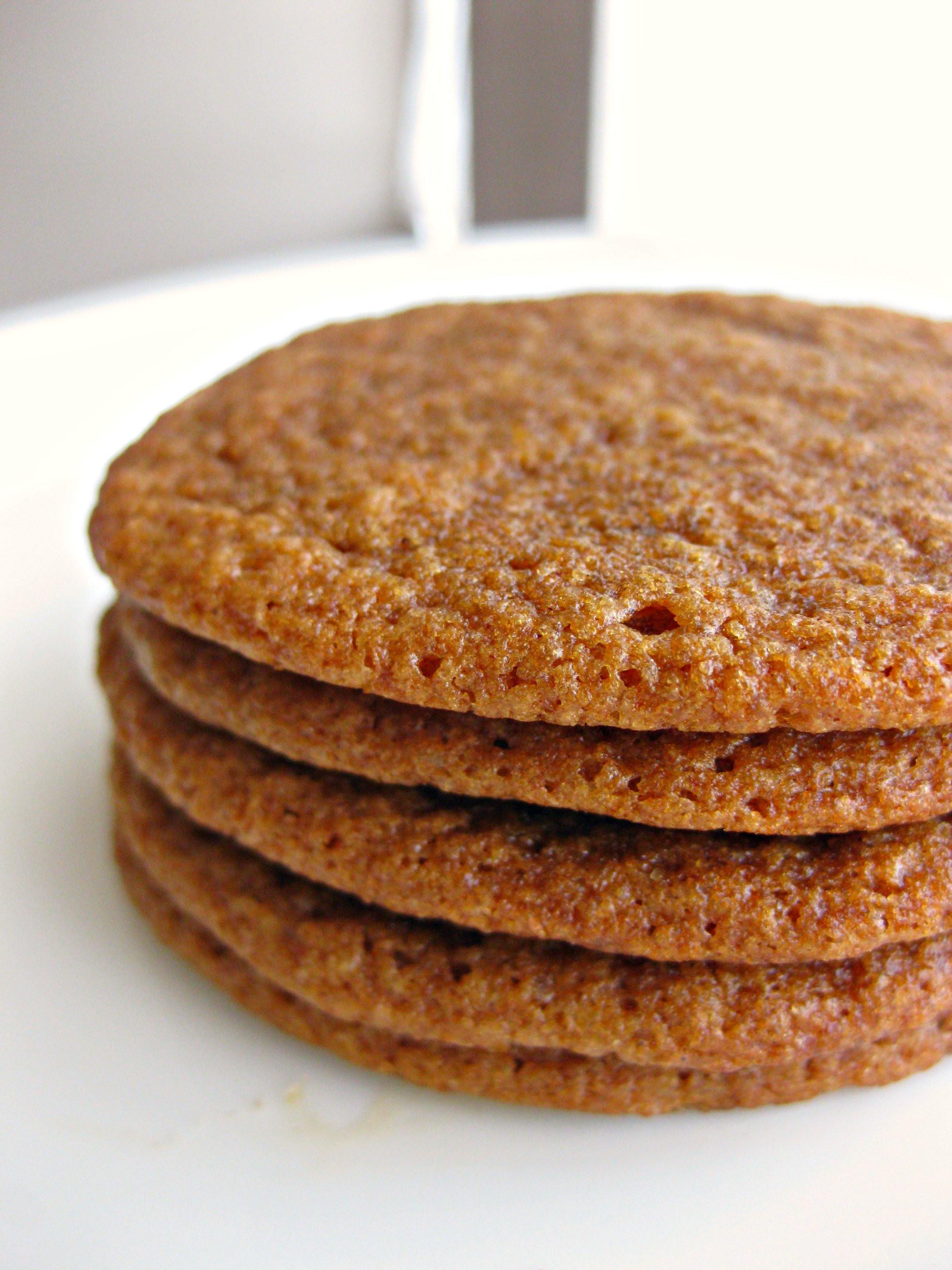 Chewy Molasses Cookies  The Chewiest Molasses Cookies An Mitchell