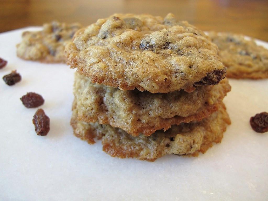 Chewy Oatmeal Cookies Recipe  Chewy Oatmeal Raisin Cookies – Tina s Chic Corner