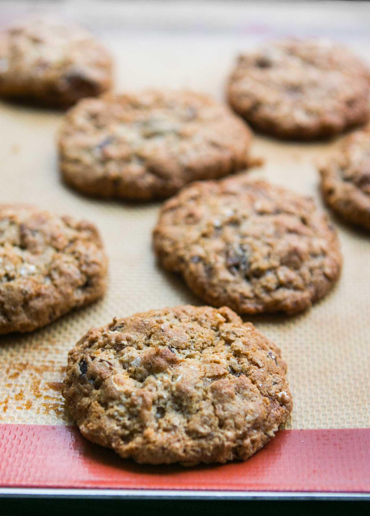 Chewy Oatmeal Cookies Recipe  Chewy Oatmeal Raisin Cookie Recipe