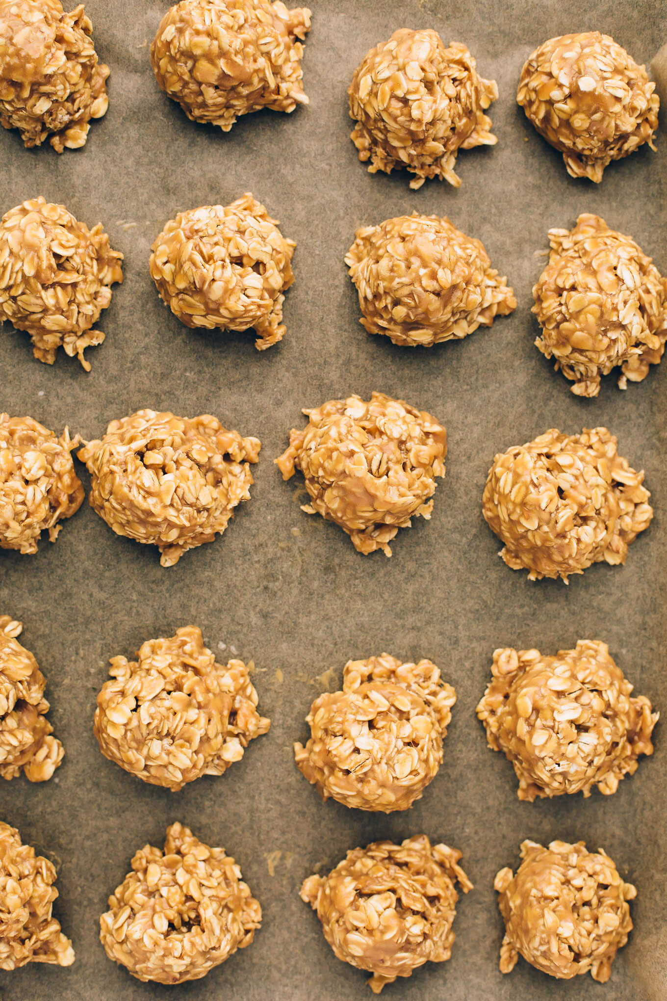 Chewy Peanut Butter Oatmeal Cookies  chewy peanut butter oatmeal cookies