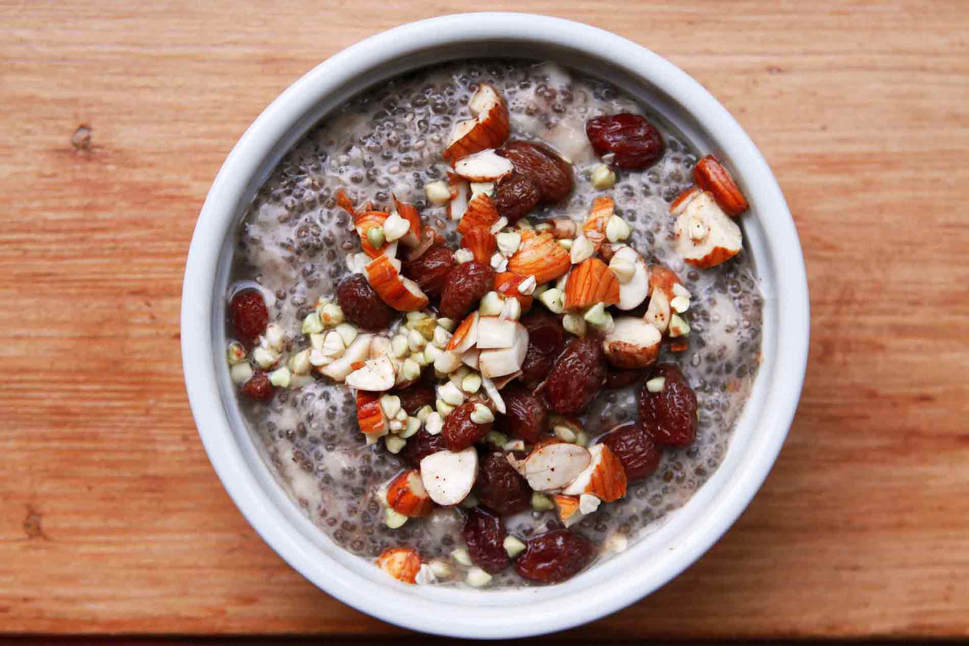 Chia Seed Breakfast Recipe  Chia Seeds Breakfast Recipe That is Good for Overall Health
