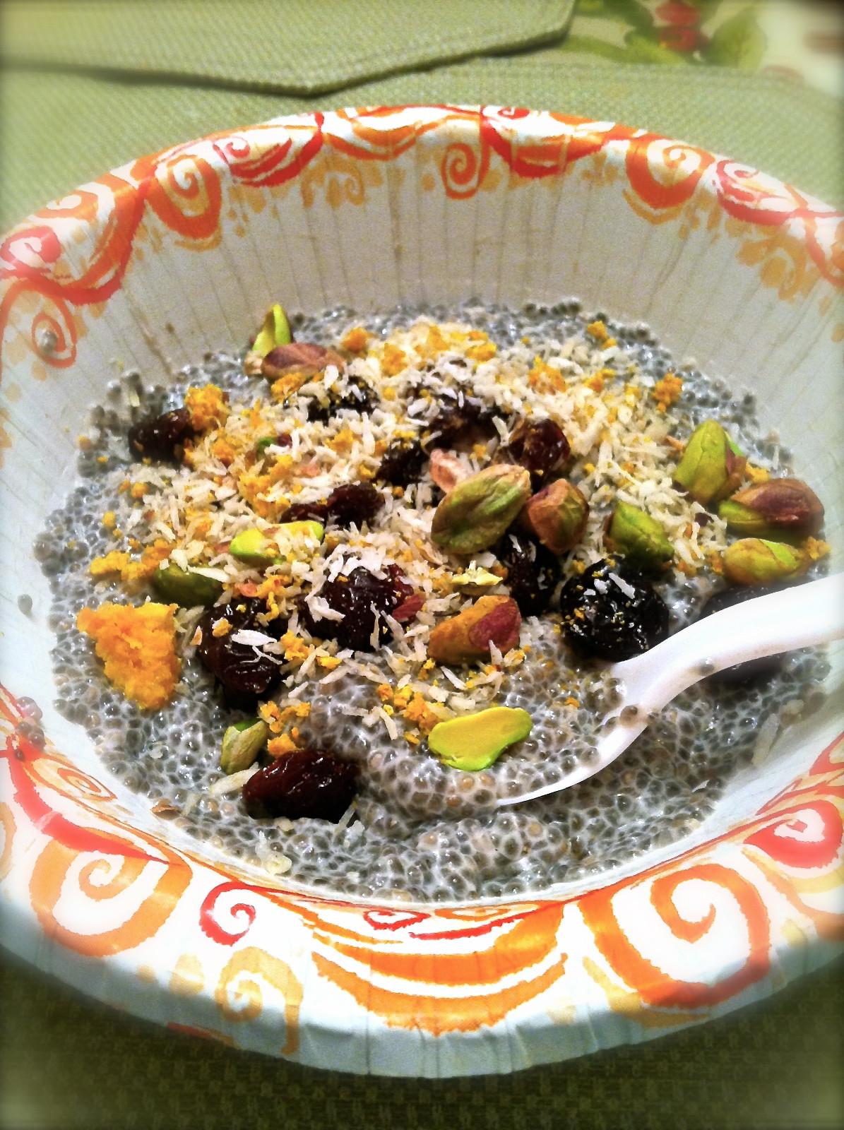 Chia Seed Breakfast Recipe  Healthy Chia Seed Breakfast