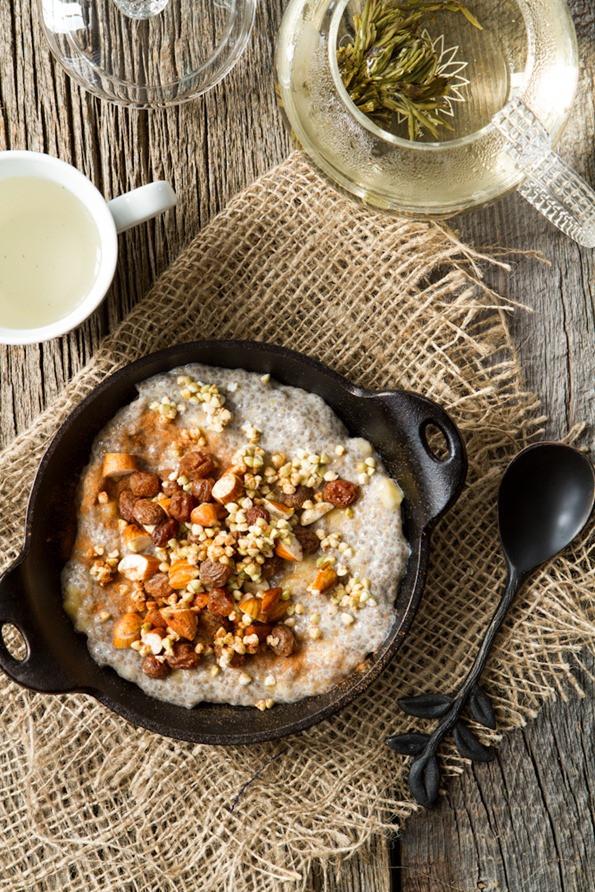 Chia Seed Breakfast Recipe  Chia Seed Breakfast Bowl — Oh She Glows