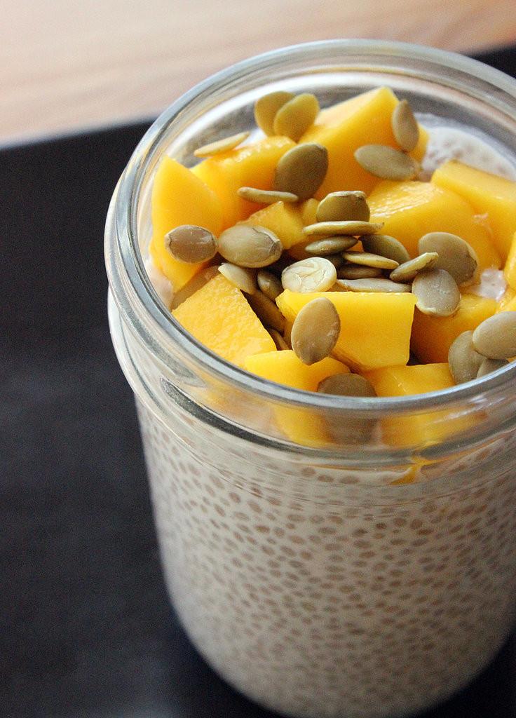 Chia Seed Breakfast Recipe  Gluten Free Paleo Chia Pudding Recipe