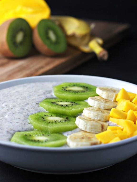 Chia Seed Breakfast Recipes  Chia Breakfast Bowl