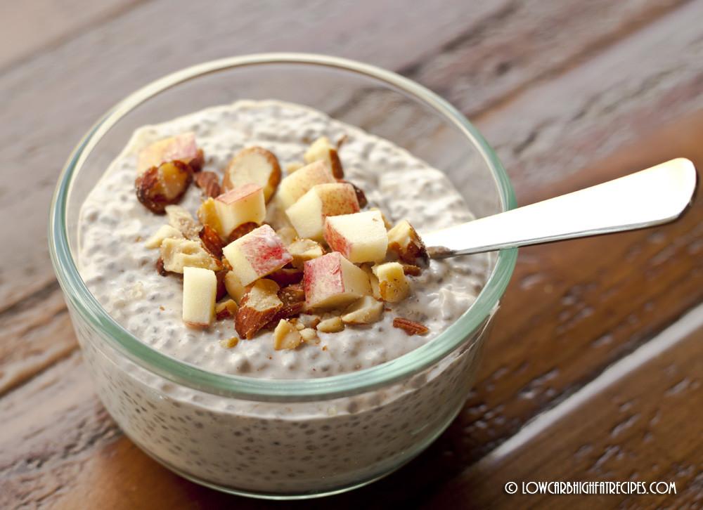 Chia Seed Breakfast Recipes  Chia Seed Banana Breakfast Pudding