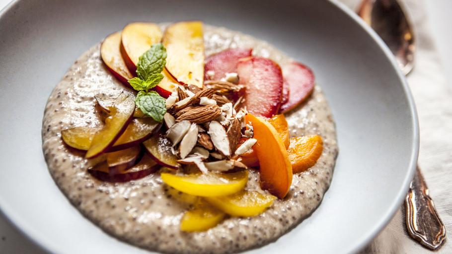 Chia Seed Breakfast Recipes  Chia Seed Breakfast Bowl