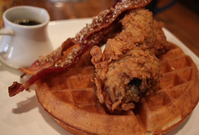Chicago Chicken And Waffles  Best Chicken And Waffles In Chicago