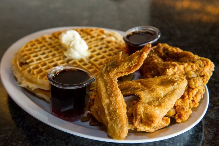 Chicago Chicken And Waffles  8 Best Restaurants You Didn t Even Know Existed In Chicago