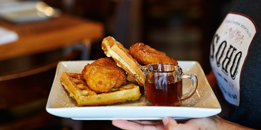 Chicago Chicken And Waffles Cleveland  Best Places For Chicken And Waffles In Cleveland CBS