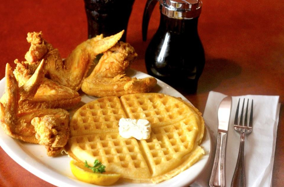 Chicago Chicken And Waffles Cleveland  Gladys Knight & Ron Winans Chicken and Waffles A Atlanta