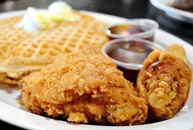 Chicago Chicken And Waffles Cleveland  Chicago Based Soul Food Joint to Plant Flag in Downtown