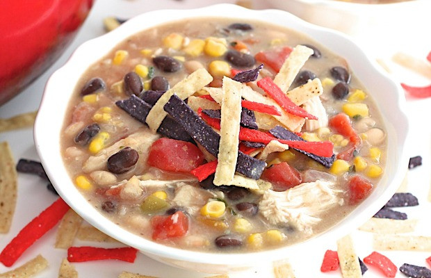 Chick Fil A Chicken Tortilla Soup Recipe  Homemade Chick fil A Chicken Tortilla Soup