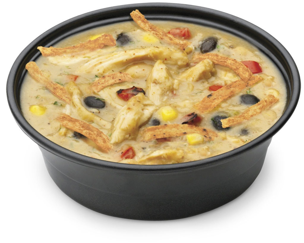 Chick Fil A Chicken Tortilla Soup Recipe  Chick Fil A Menu Every Item Ranked by Nutrition