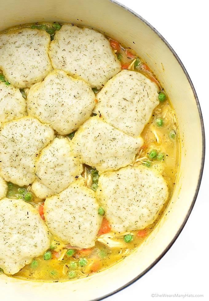 Chicken & Dumplings  Easy Chicken and Dumplings Recipe