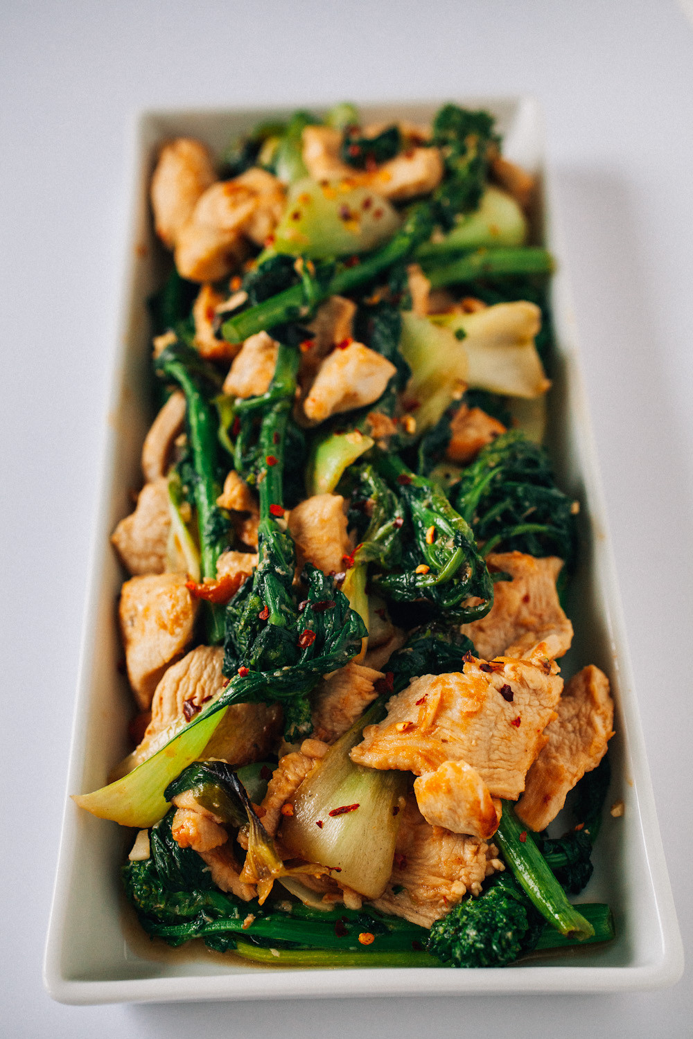 Chicken And Broccoli Recipes  chinese chicken and broccoli
